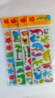 Sticker sheet (Code 2886)